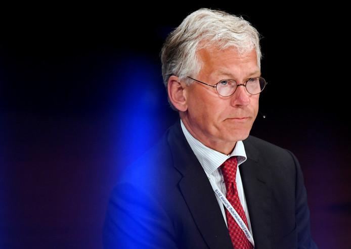 Frans Van Houten, topman van Philips.