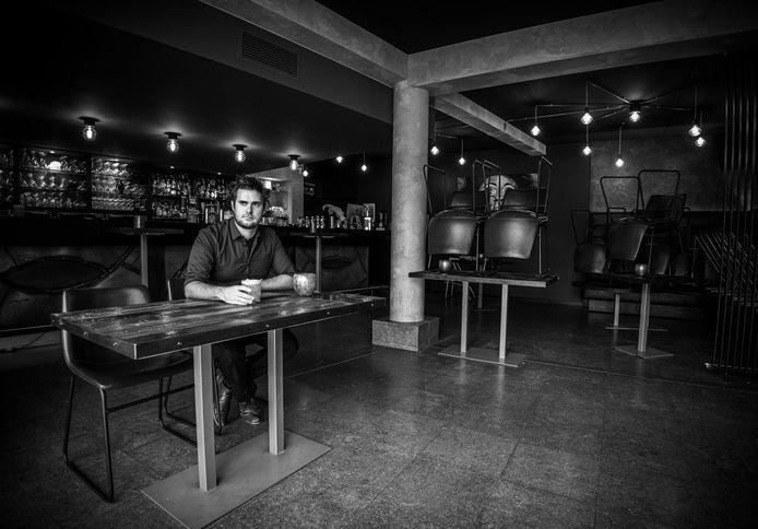 Jens Van Den Berghe van Culture Pub.