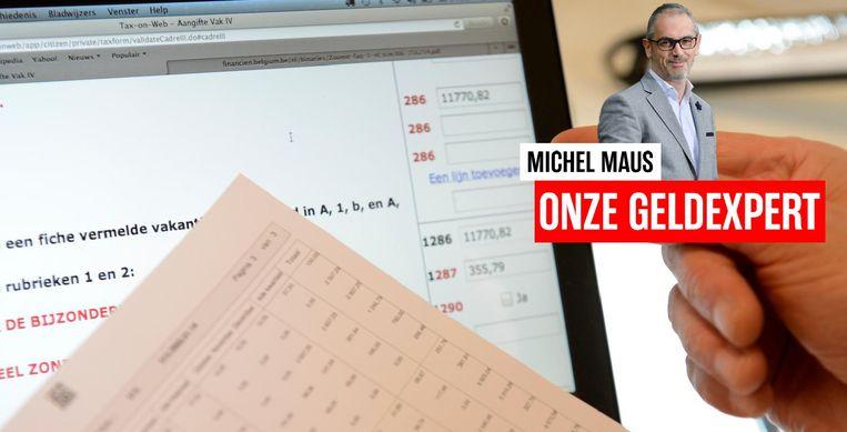 Onze geldexpert Michel Maus neemt deze week de mogelijke gevolgen van de coronacrisis op onze belastingbrief onder de loep.