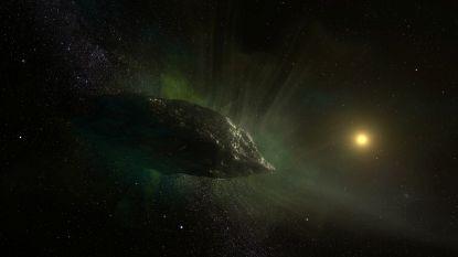 Komeet uit ander sterrenstelsel blijkt 'drastisch andere en ongewone samenstelling' te hebben