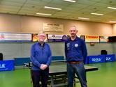 Tafeltennis Liga Eindhoven 50 jaar: 'Nooit één cent subsidie gehad'
