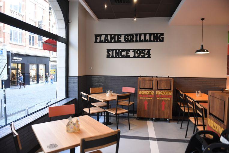 Burger King Leuven heeft een winnaar gevonden voor het gratis appartement maar die kan eigenlijk niets aanvangen met een jaar gratis wonen in Leuven.