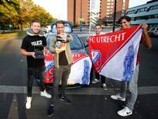 Het avontuur is begonnen: supporters FC Utrecht op weg naar Rusland