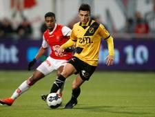 Manu Garcia heeft geen haast: 'Jaar langer bij NAC is een optie voor mij'