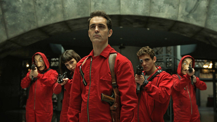 Money Heist, La Casa de Papel