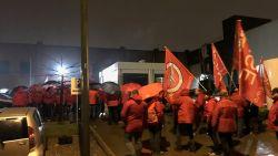 """Directie Vandemoortele hekelt """"stakingspost van buitenstaanders"""" in Henegouwse Seneffe"""