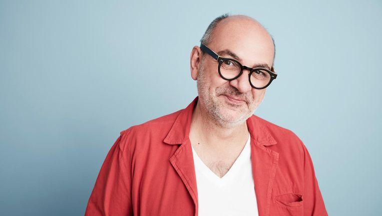 Acteur Luis Gnecco Beeld Maarten de Boer