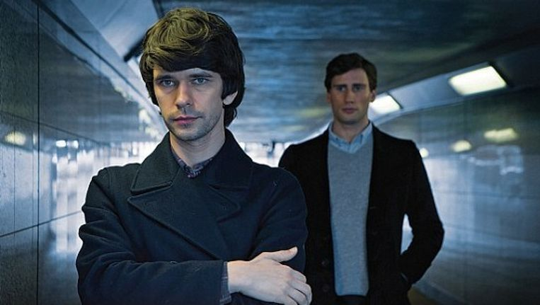 Spionageserie London Spy met Ben Whishaw. Beeld BBC