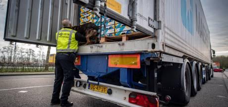Start aanpak foute fruitbedrijven: meteen 1.500 kilo cocaïne onderschept