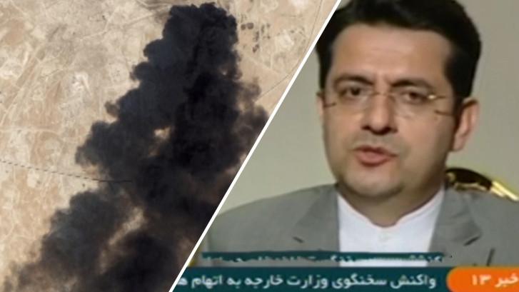 Droneaanval Saoedi-Arabië: Iran ontkent schuld, Houthi's delen dronebeelden