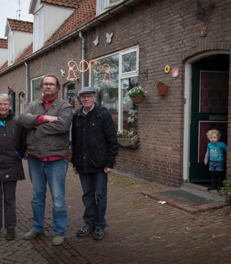 Historische Kring wil sloop huizen Doelenstraat voorkomen