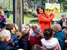 Ruim 1100 Veluwse kinderen luisteren naar 'Ssst! De Tijger slaapt'
