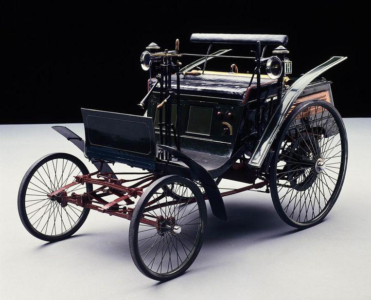 Het Benz-Motorpaard