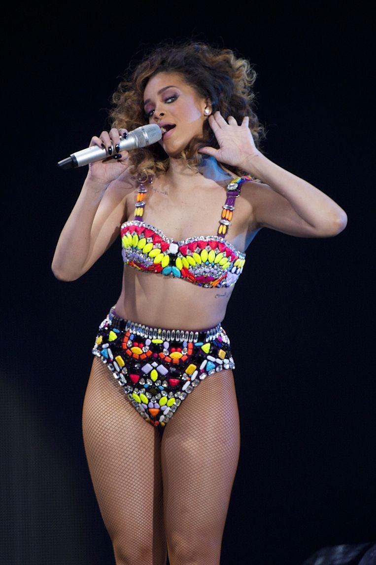 Rihanna. Beeld getty