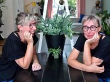 Tweeling Rita en Bettie richtten hun eigen Amersfoortse partij op: 'We zijn uitgelachen en uitgehoond'