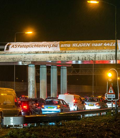 Verkeerslichten op Hooipolder weghalen te duur? 'Een drama, op deze manier komt het niet goed'