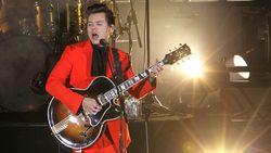 Fan grijpt Harry Styles bij zijn kruis tijdens concert