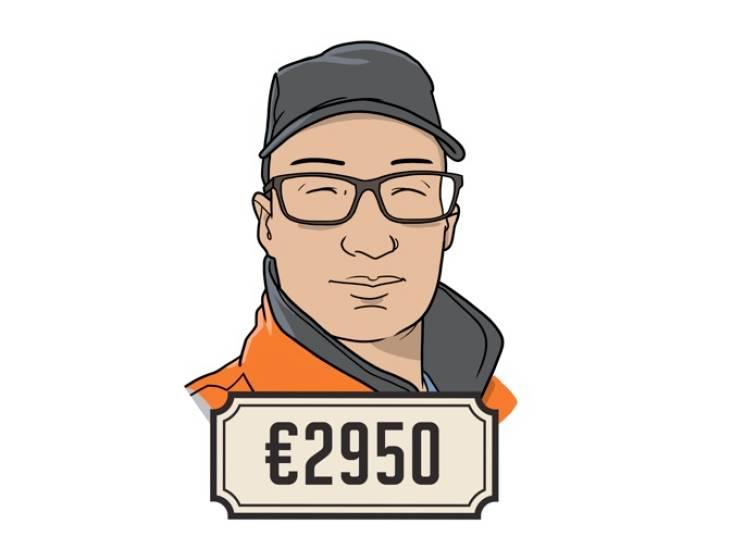 Sven (31): 'Als je in de techniek een beetje weet waar je mee bezig bent, dan ben je geld waard'