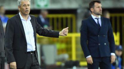 """Dortmund-coach Favre onder de indruk van Club Brugge: """"Zeer, zeer lastig om tegen dit Brugge in hun eigen stadion te spelen"""""""