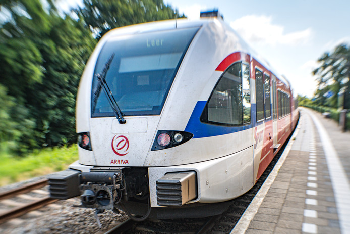 Treinen van Arriva rijden minder op de Maaslijn vanwege werkzaamheden.