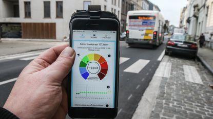 Hoe correct is 'propere lucht-app' van overheid? Zelfs naast snelweg is de lucht 'gezond'