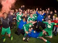 Underdog MASV flikt het: finaleplaats voor cupfighters uit Arnhem