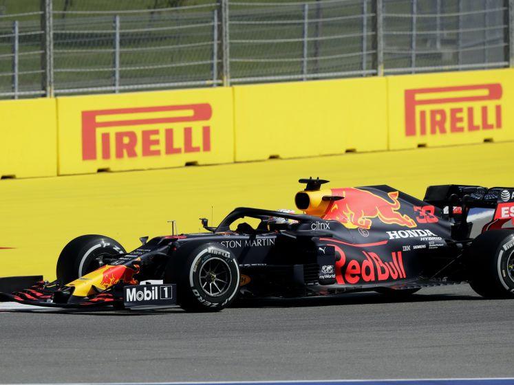 F1 Rusland: hoogtepunten eerste vrije training