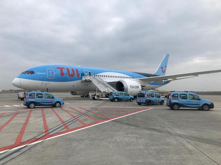 TUI vliegt niet langer naar Barcelona en Nice vanuit Oostende.