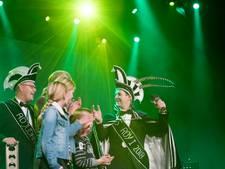Prins Roy I regeert in Hengevelde bij  Höfkemennekes in jubileumjaar