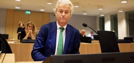 Wilders blijft weg bij strafzaak