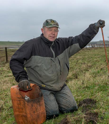 Elke mol eindigt bij mollenvanger Aart Koppert onder de grond: ,,Ik begraaf ze netjes''