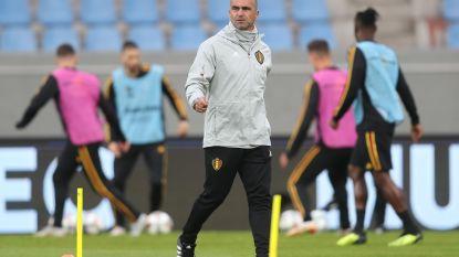 """Martínez verwacht """"reactie van IJsland"""" na zware nederlaag in Zwitserland: """"Het wordt belangrijk om match goed te beginnen"""""""