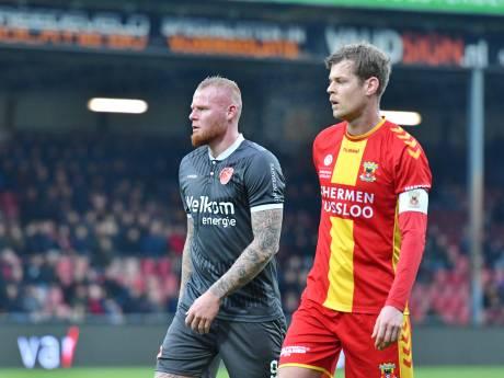 Spits Verheydt jaagt met Almere City op eerherstel en voorspelt GA Eagles heet avondje: 'Wij zijn beter'