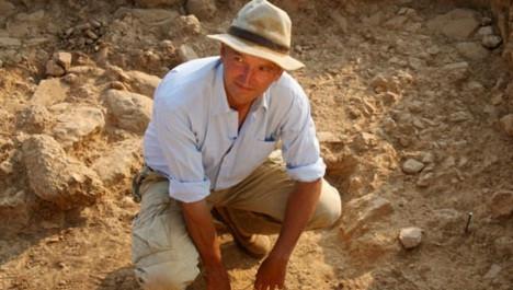 Onderzoeksleider Richard Freund van de Universiteit van Hartford.