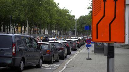 Meer wegenwerken, meer verkeersongevallen