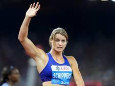 Trainer Reider: Schippers ziet eruit als sprintster van wereldklasse