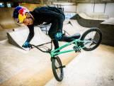 Salto's op hoge snelheid bij NK BMX in Brabant