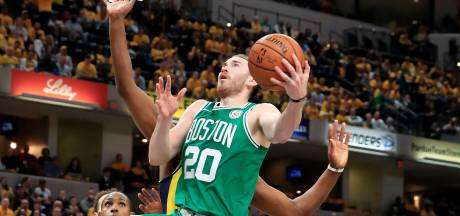 Boston Celtics ronde verder in play-offs NBA