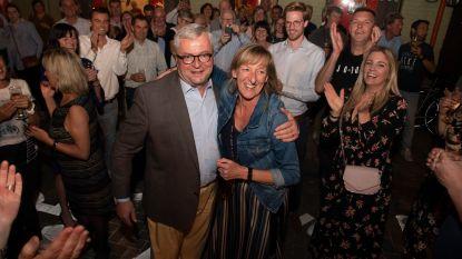 Elsie Sierens (Open Vld) is eerste vrouwelijke burgemeester van Destelbergen