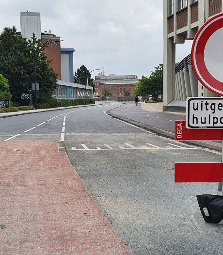 Eindelijk: De Lansinkesweg in Hengelo gaat volgende week weer open
