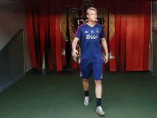 Ajax-coach Keizer: Ik denk dat de knop is omgezet
