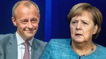 Friedrich Merz is kandidaat-opvolger Merkel