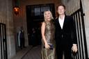 Kate Moss met haar huidige vriend Nikolai von Bismarck.