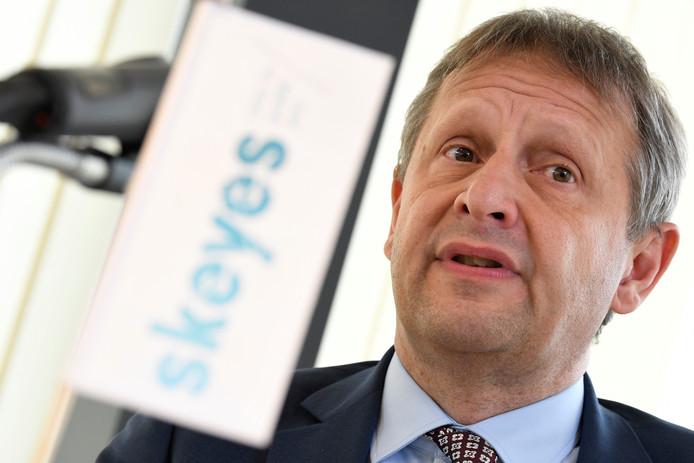 Johan Decuyper , CEO de Skeyes.