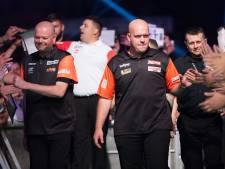 Van Gerwen en Van Barneveld winnen World Cup of Darts opnieuw