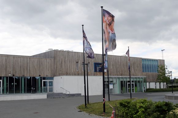 Sportoase Stede Akkers in Hoogstraten is een van de zestien complexen die klaar is voor de heropening.