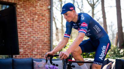 """Van der Poel denkt al vooruit: """"Als het kan, rij ik dit jaar de Tour"""""""