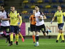 L'Union se fait remonter trois buts face à Roulers