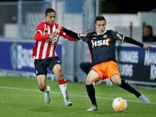 LIVE | Gakpo opent de score voor Jong PSV tegen Volendam