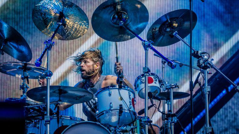 The Foo Fighters. Beeld Ben Houdijk